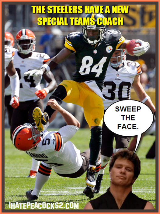 Sweep-the-face