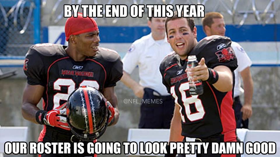 The Funniest Fantasy Football Memes Week 2