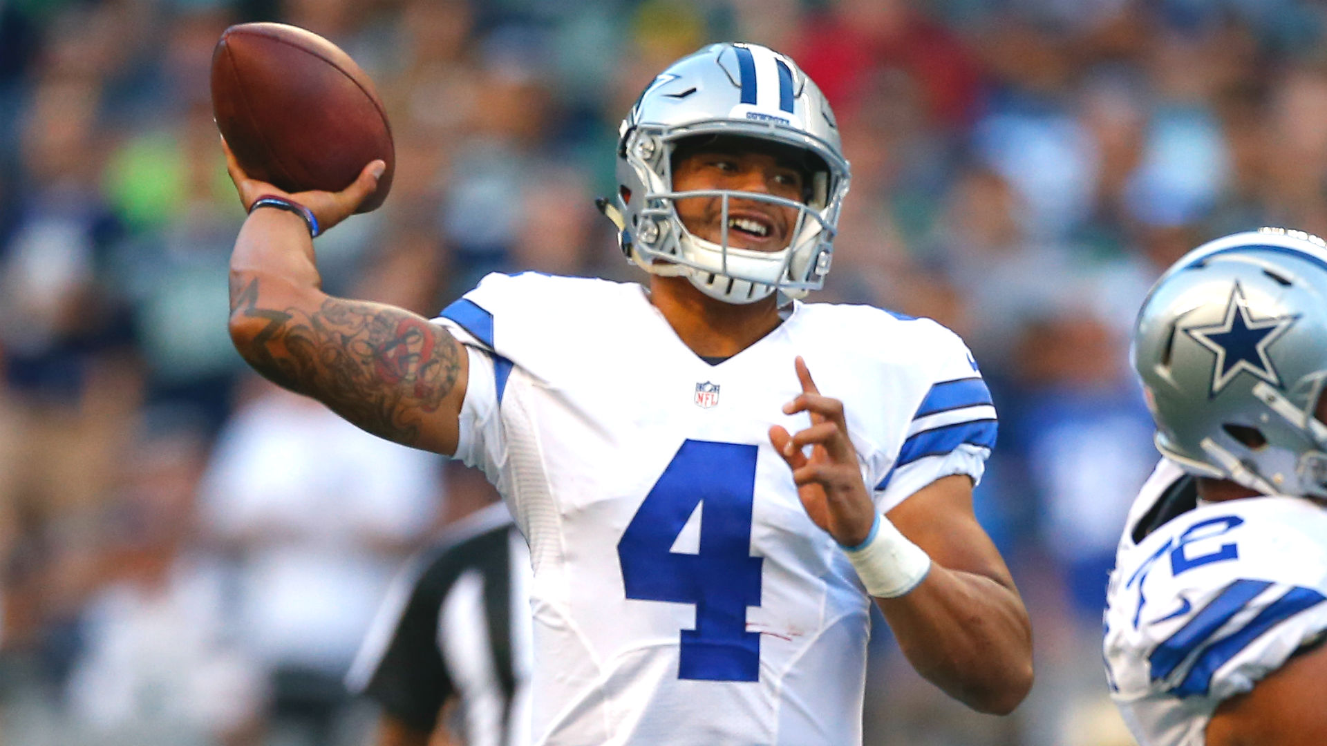 can dak prescott succeed in dallas