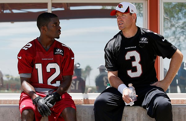 john brown carson palmer 2015 fantasy outlook