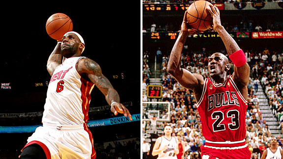 jordan vs lebron who is better