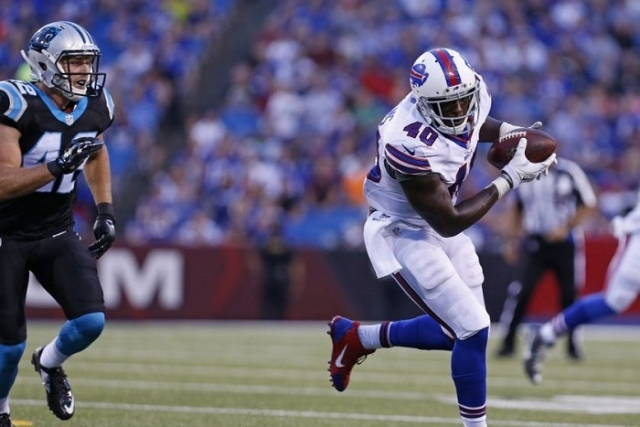 karlos williams waiver wire week 4