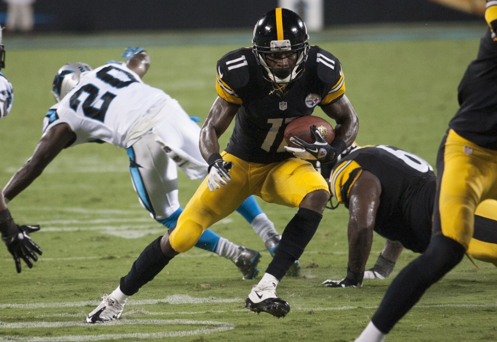 markus wheaton sleeper week 15 fantasy football