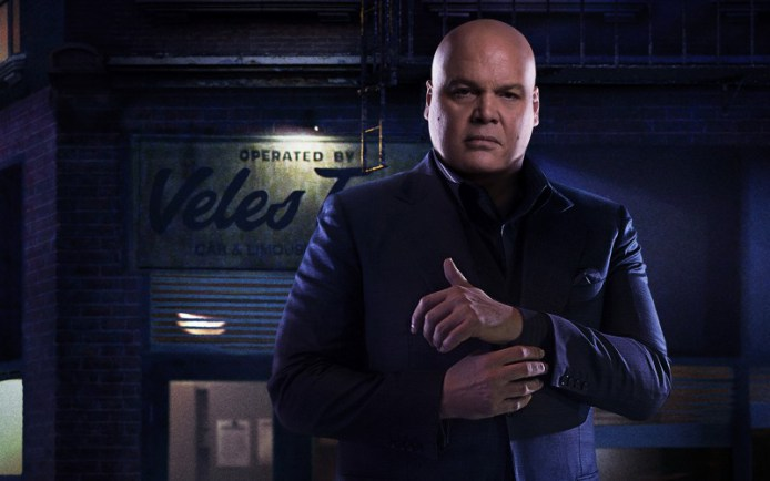 vincent donofrio kingpin daredevil episode 8