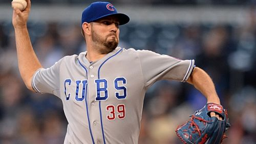 Jason Hammel and Kyle Hendricks: Why Do You Have to Suck?
