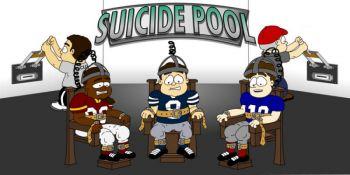 Survivor Pool: Dead :(