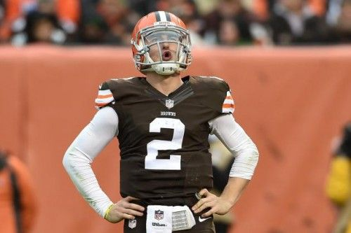 Breaking News: Johnny Manziel Benched, McCown to Start