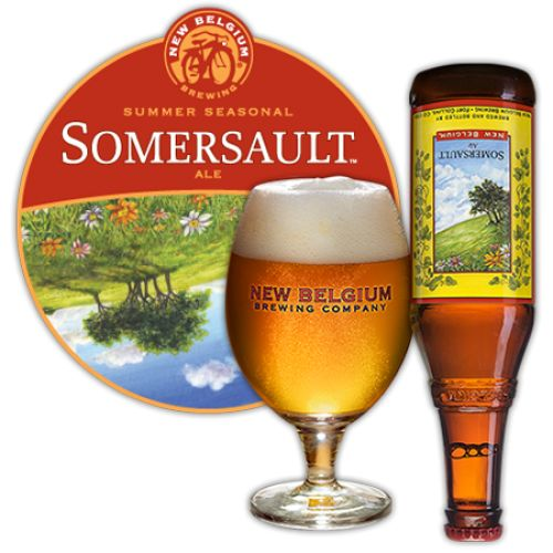 Beer Review: New Belgium Somersault