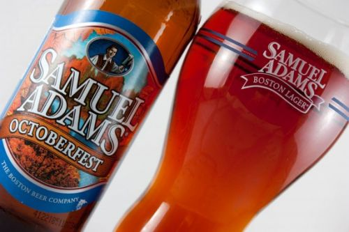 Beer Review: Sam Adams Octoberfest 2012