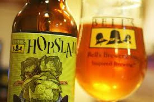 Bell's Hopslam Ale (2015) Review: Made for Hop Heads!